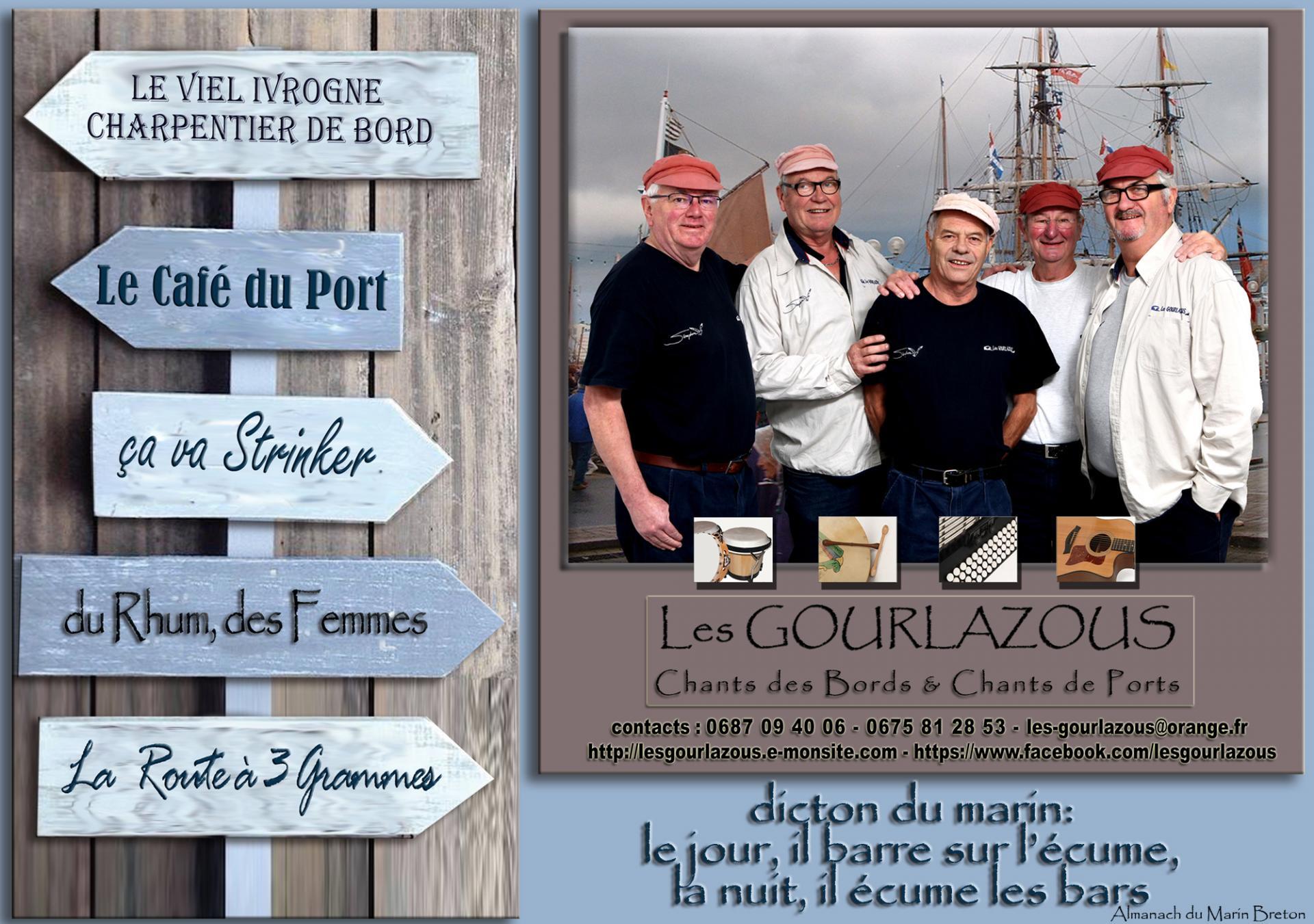 Almanach du marin breton dicton